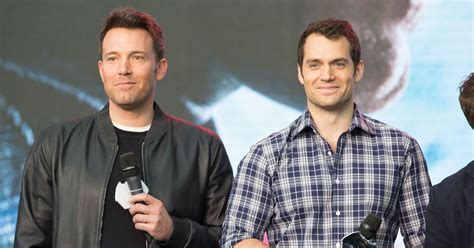 tattoo goo pros and cons ben affleck and henry cavill talk batman v superman