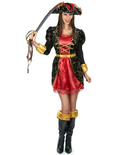 costumes for baroque pirate costume for vegaoo