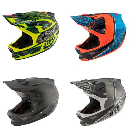 troy lee design helmet troy lee designs d3 carbon mips helmet free uk delivery