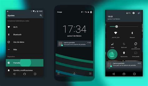themes for android free 7 best cyanogenmod 12 themes for android devices 2017