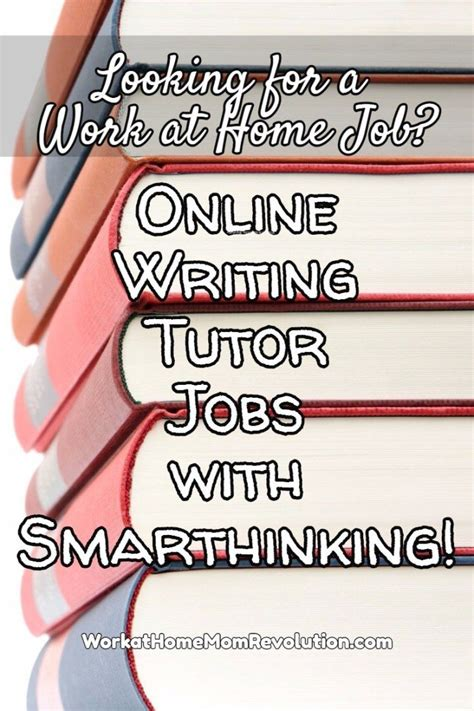 Online Writing Jobs Work From Home - work at home online writing tutor jobs with smarthinking