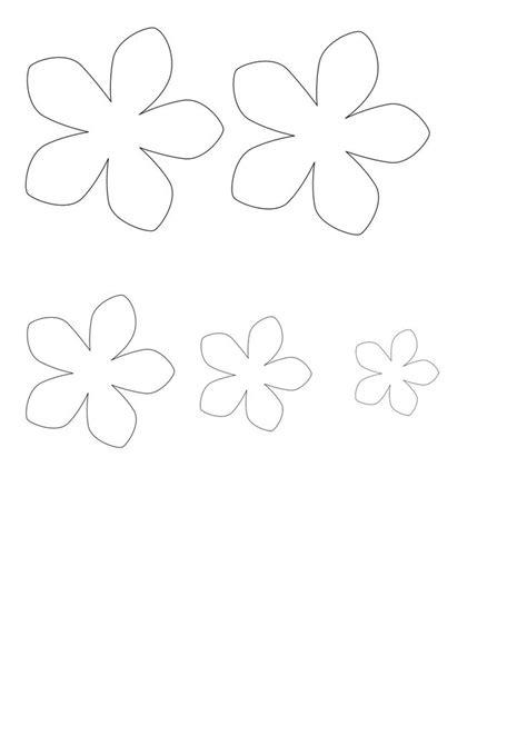 paper flower templates cyberuse