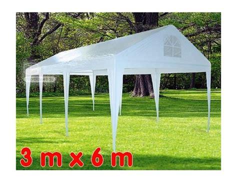 profi pavillon pavillon quot profi quot 3 m x 6 m plein air cing