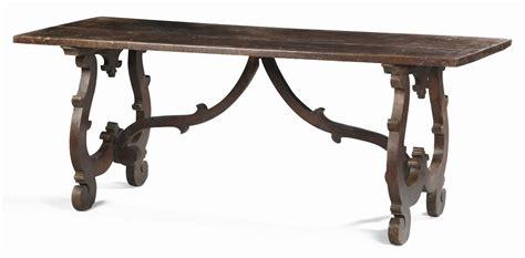 tavoli fratini antichi antico tavolo fratino in legno di noce cm 88x225x87 5