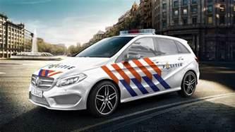 Picture Of A Mercedes Politie Waarschijnlijk Naar Mercedes Nos
