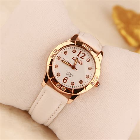 Mini Korea Mn2029 Pink Jam Tangan Jam Tangan Cewek korean fashion watches 178 007 white jakartanotebook