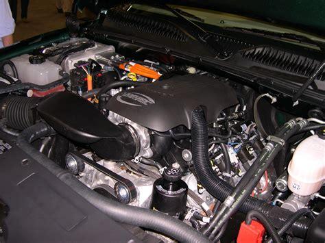 how does a cars engine work 2005 gmc envoy xl on board diagnostic system file 2006 gmc sierra hybrid engine jpg wikimedia commons
