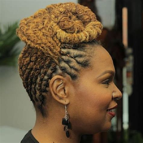 Loc Hairstyles by Loc Hairstyles For Fitfru Style Charming