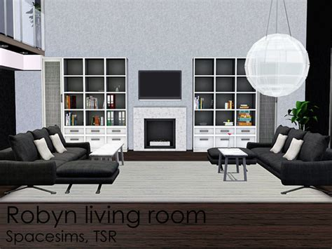 Sims 3 Living Room Sets Spacesims Robyn Living Room