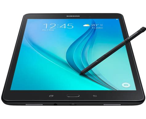 Tablet Samsung A With Pen samsung ej pp355bs s pen stylus dotykov 233 pero pro tablet
