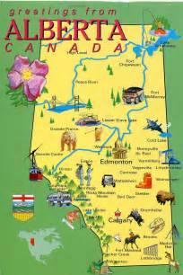 edmonton alberta map canada canada remembering letters and postcards page 7
