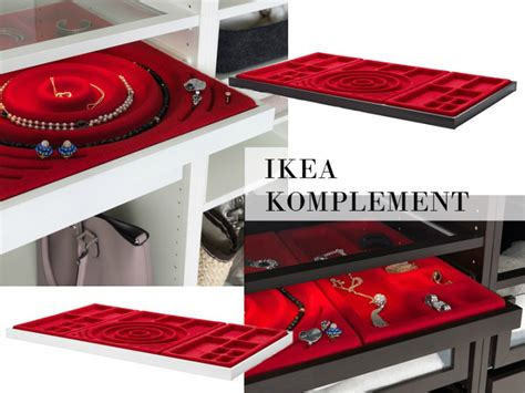 jewelry drawer inserts ikea ikea komplement jewelry drawer and dividers