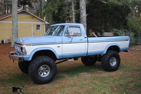 1976 ford f250 highboy for sale 1976 ford truck thread lifted 1976 f250 highboy