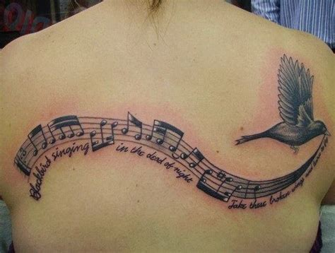 testo schiena 35 musica tatuaggi impressionanti tatuaggi e piercing
