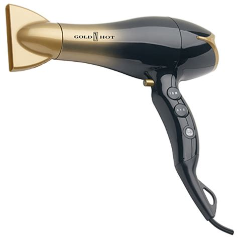 Gold N Hair Dryer Attachments new gold n professional ionic hair dryer