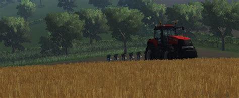 mod game farm village woodside village farm map simulator games mods download
