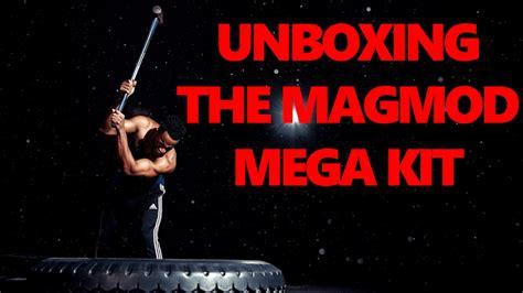 Magmod Mega Kit magmod mega kit unboxing ordering one of everything