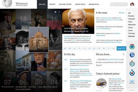 design concept wiki projetos de redesign dos sites mais famosos do mundo dsgnbr