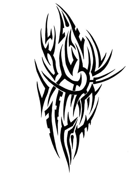 tribal tattoo stencils free free tribal shoulder tattoos designs cool tattoos bonbaden