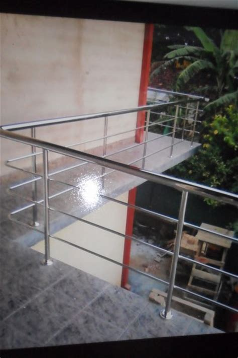 Stainless Steel Handrail Price Per Foot projects dinuka engineers are manufacurers of high quality stainless railing balcony and any