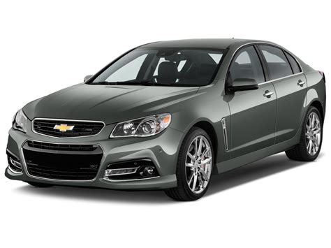 chevrolet ss sedan 2015 2015 chevrolet ss chevy review ratings specs prices
