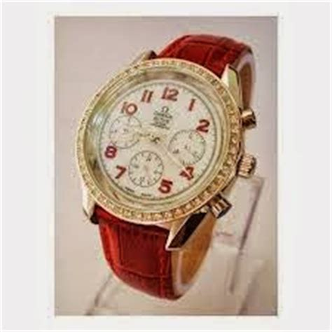 Jam Tangan Wanita Jam Fashion Wanita White foto gambar model jam tangan wanita mewah elegan terkenal terbaru modern import lagi trend 2017
