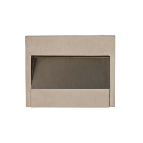 Recessed Cabinet Pull by Knobs4less Offers Hafele Haf 132245 Recessed Pull