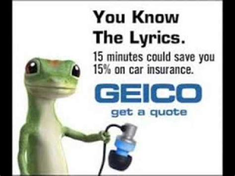 geico car insurance phone number youtube