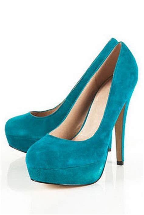 teal high heels teal high heels