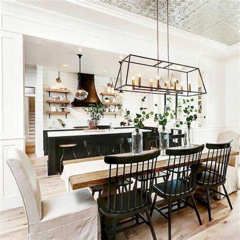 admirable modern farmhouse dining room design ideas