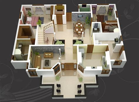 3d home interior design free make 3d house design model stylid homes