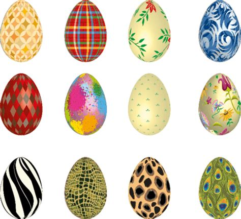 printable paper easter eggs easter eggs stickers free printable papercraft templates