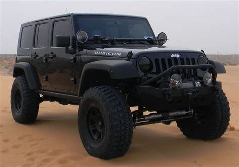 Murdered Out Jeep Blacked Out Jeep Jeeps Black Jeep Jeep