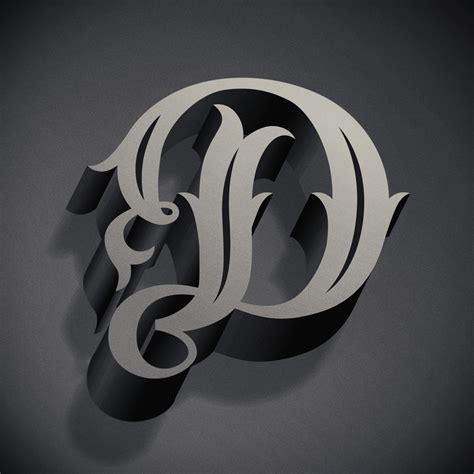 alphabet – // The Chic Type Blog D Alphabet Design