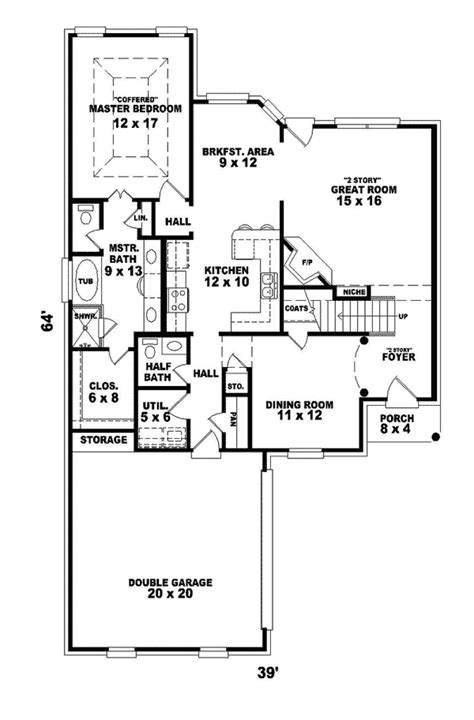 deer run house plan deer run cape cod home plan 087d 0359 house plans and more