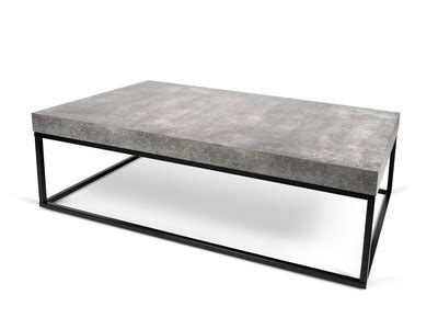 Superbe Table Basse 3 Plateaux #7: L001MSA3106815-0403-0300-p00-table-basse-design-bois-effet-beton-metal-l120-petra.jpg