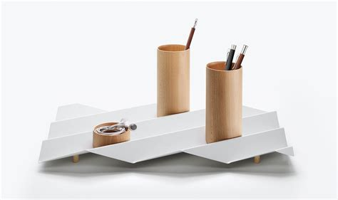 Designer Office Desk Accessories Limited Edition Desk Accessories With Shapes Design Milk