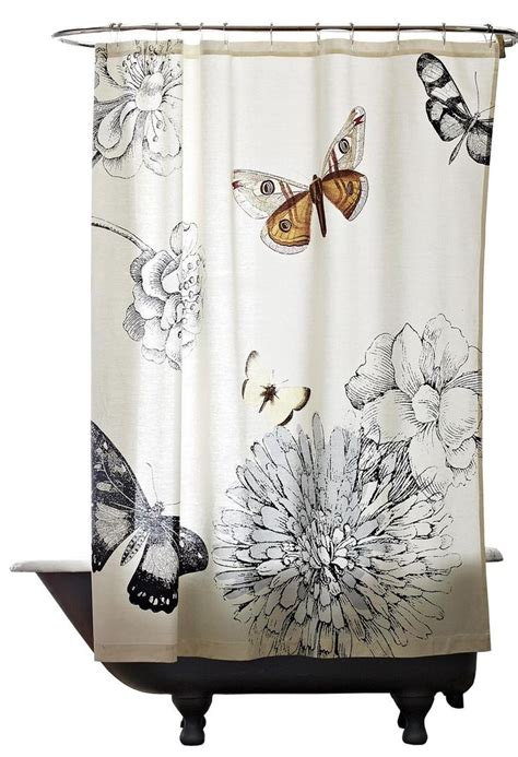 west elm butterfly shower curtain creatures featured the boston globe
