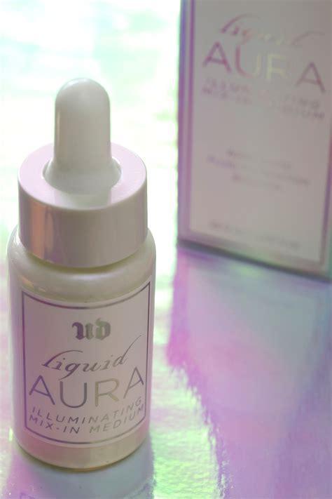 Decay Liquid Aura decay liquid aura illuminating mix in medium looks