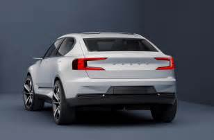 Volvo S40 Or S60 Upcoming 40 Series Will Be Volvo S Most Compact Cars And