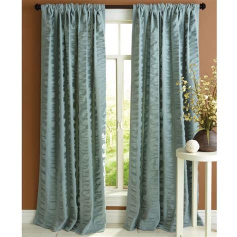 white seersucker curtains seersucker curtain smoke blue for the home pinterest