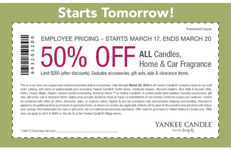 printable yankee candle coupons march 2016 printable retail coupons round up 3 18 deal mama
