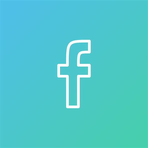 facebook face icon  vector graphic  pixabay