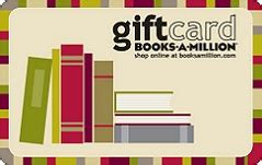 buy books a million bam gift cards at a 24 8 discount giftcardplace - Books A Million Gift Card Balance Check