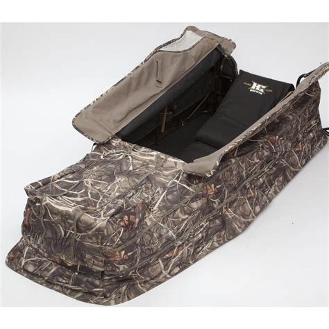 layout goose blind hard core 174 man cave layout blind 189619 waterfowl
