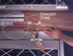 tablesaw safety