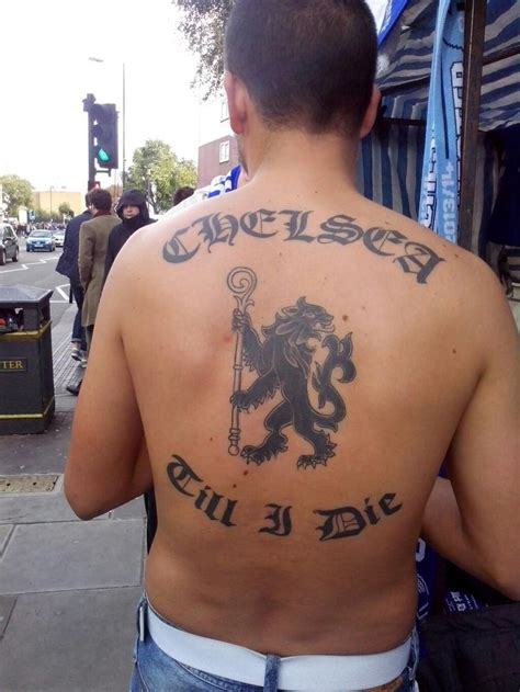 chelsea tattoo designs 20 best images about chelsea on