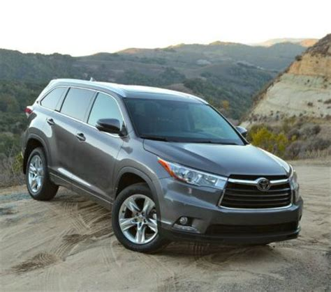 Toyota Highlander Hybrid Towing Capacity Toyota Highlander Is Capable Of Pulling Some Serious