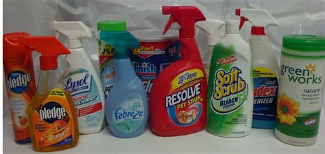 what are household products february 2010 earthhomehealth