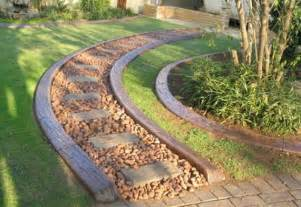 Cheap Handrails Garden Edging Design Ideas Get Inspired By Photos Of